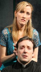 Janel Moloney & Jeremy Shamos in 100 Saints You Should Know