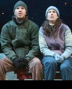 Justin Hagan &  Miriam Shor in Almost Maine
