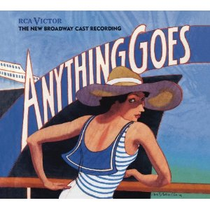 Anything Goes Cast Recording