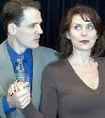 Joseph Collins & Amy Landecker in Apartment 3A