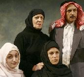 Dorothy Constantine, Ismail Abou-El-Kanater, Dre Slaman,  and Sarah Bell in