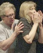 Jeff Perry & Amy Morton in August: Osage County