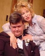 Ed Jewett and Susan Greenhill in The Best Man