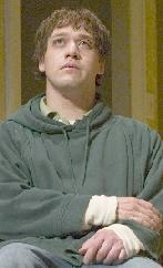 T. R. Knight as  the title character of <i>Boy</i>