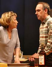 Michael Countryman & Debra Jo Rupp in the  Butcher of Baraboo.