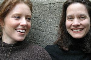 Amy Redford & Daisy Foote