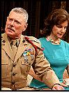 Margaret Colin &Stephen Lang in <i>Defiance</i>