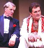 David Rasche & Fred Willard in <i>Elvis and Juliet</i>