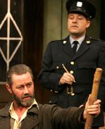 Marty Maguire and Laurence Lowry in <i>The Field</i>