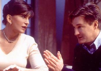 Mercedes Ruehl &  Bill Pullman