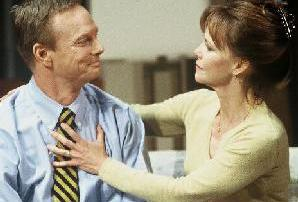 Bill Irwin and Sally Fields