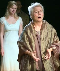 Kristin Linklater as Hecuba & Heather Tom as  Polyxena