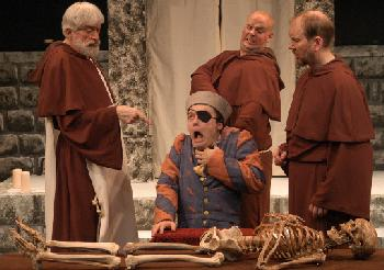 """incorruptible play review Incorruptible @ clague playhouse this review falls into that but thanks to michael hollinger's clever 1996 farce """" incorruptible,"""" that."""