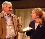 Hal Linden and Mare Winningham in