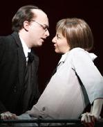 Michael Cerveris and Donna Murphy in Love Musik