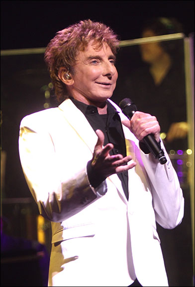 Manilow on Broadway