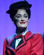Ashley Brown as Mary Poppins