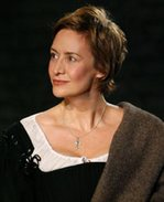 Janet McTeer as Mary Queen of Scotland