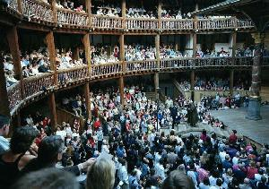 The Merchant of Venice at the Globe