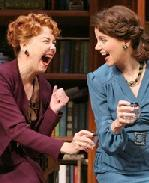 Harriet Harris & Margaret Colin  in Old Acquaintances