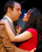 Richard Binder as Jim Summerford & Mariand Torres as Mona