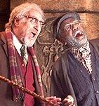 Judd Hirsh as Nat  and Ben Vereen as Midge