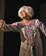 Richard Skipper as Carol Channing