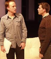 David Wilson Barnes and  Jeffrey Clarke in <i>Safety</i