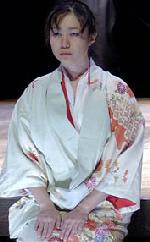 Angela Lin  in Haiku Geisha