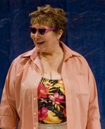 Tina Packer as Shirley Valentine