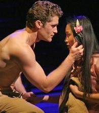 Kelli O'Hara and Paulo Szot in South Pacific