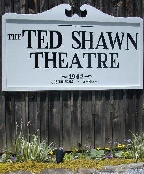 Ted Shawn Main Stage