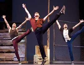 west side Story-Shark's Dance