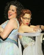 Mary Testa and Jackie Hoffman